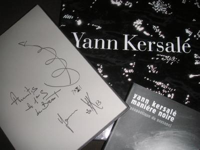 Visite de l'exposition yann kersalé, 1ère 7