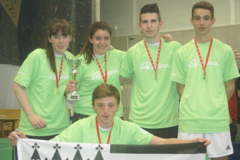 Championnat de France UGSEL 2015