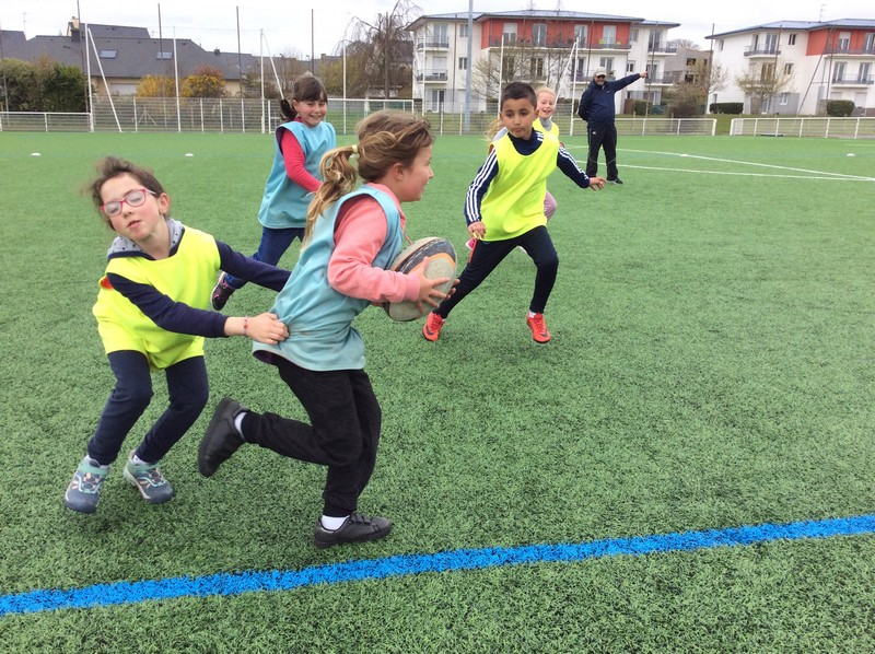RUGBY : CLASSES BILINGUES
