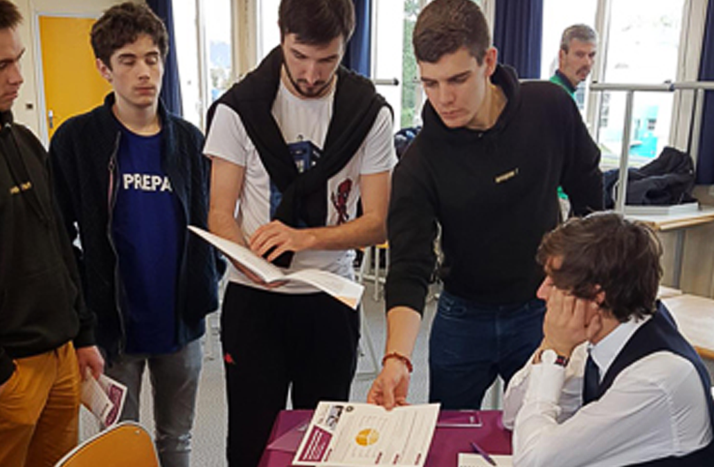 Forum des écoles d'ingénieurs