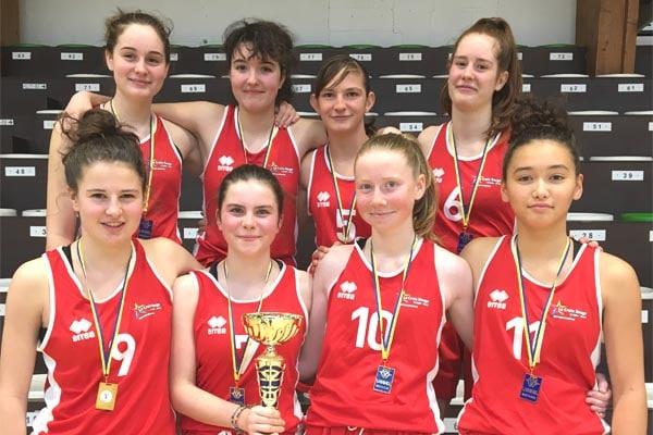 UGSEL Basket – Qualification pour le championnat de France