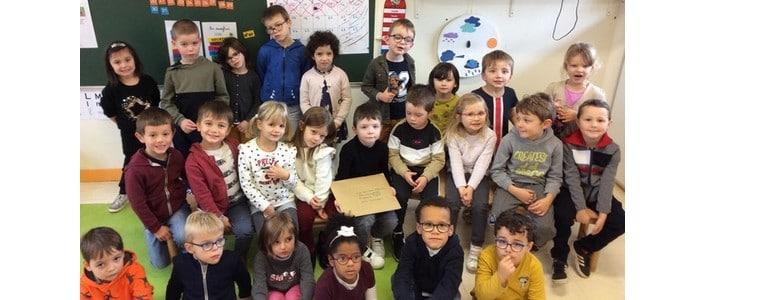 Correspondance avec une classe bilingue de Fouesnant
